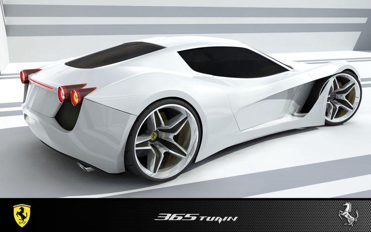 Ferrari 365 Turin