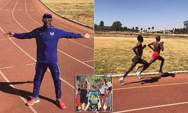 Sir Mo Farah faces being BANNED from returning to America | Daily Mail Online