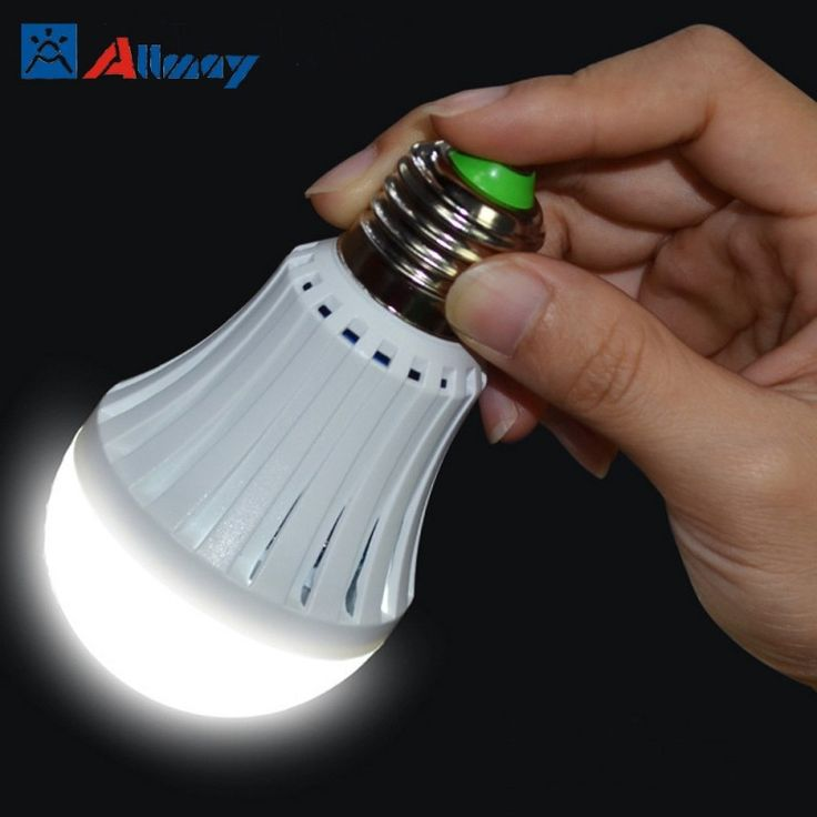Magic Lamp 9W E27, Ασφαλείας με επαναφορτιζόμενη μπαταρία 3000Κ