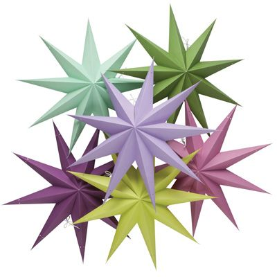 Star lamp by Bungalow.