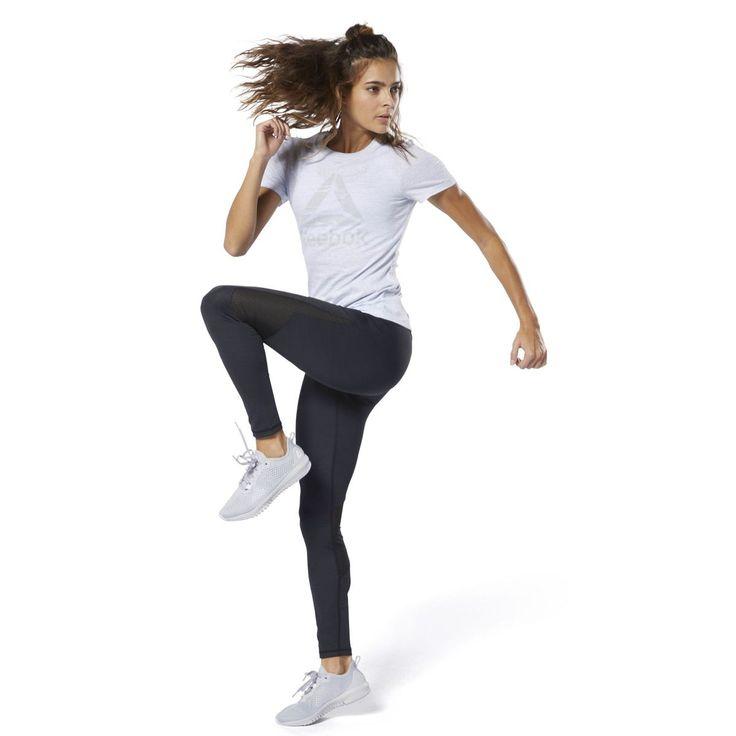 T-shirt Training Essential Marbré Avec Logo – Taille : L;M;S;XL;XS
