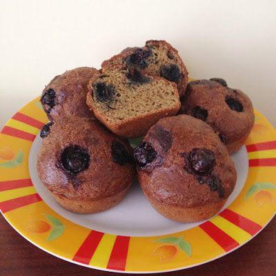 Magliszt nélküli édesítőmentes paleo muffin (paleo és AIP recept) ~ Éhezésmentes Karcsúság Szafival