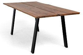Kjøp Homer Spisebord 200x95 cm -  på Trademax.no! ✔ 400.000 fornøyde kunder ✔ Levering hjem til deg ✔ Sommerkampanje - Velkommen till Trademax.no!