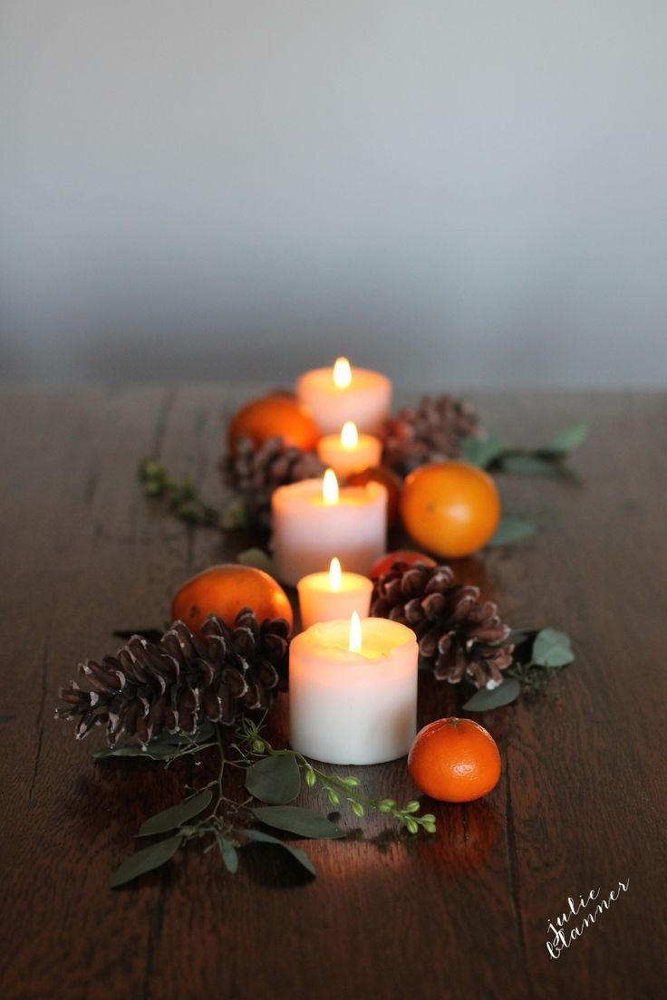 5 minute thanksgiving table 25 Stunning Thanksgiving Centerpieces and Tablescapes