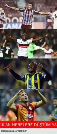 Başakşehir-Beşiktaş Capsleri