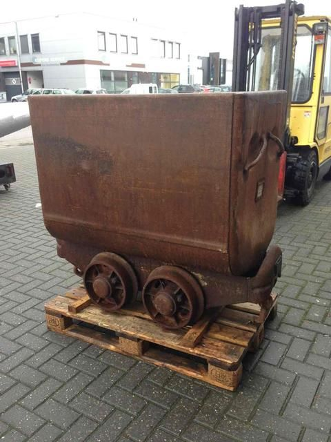 old mine cart -for sale