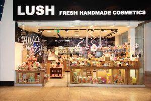 La marca de Cosméticos Lush de América a España | Moda-Couture