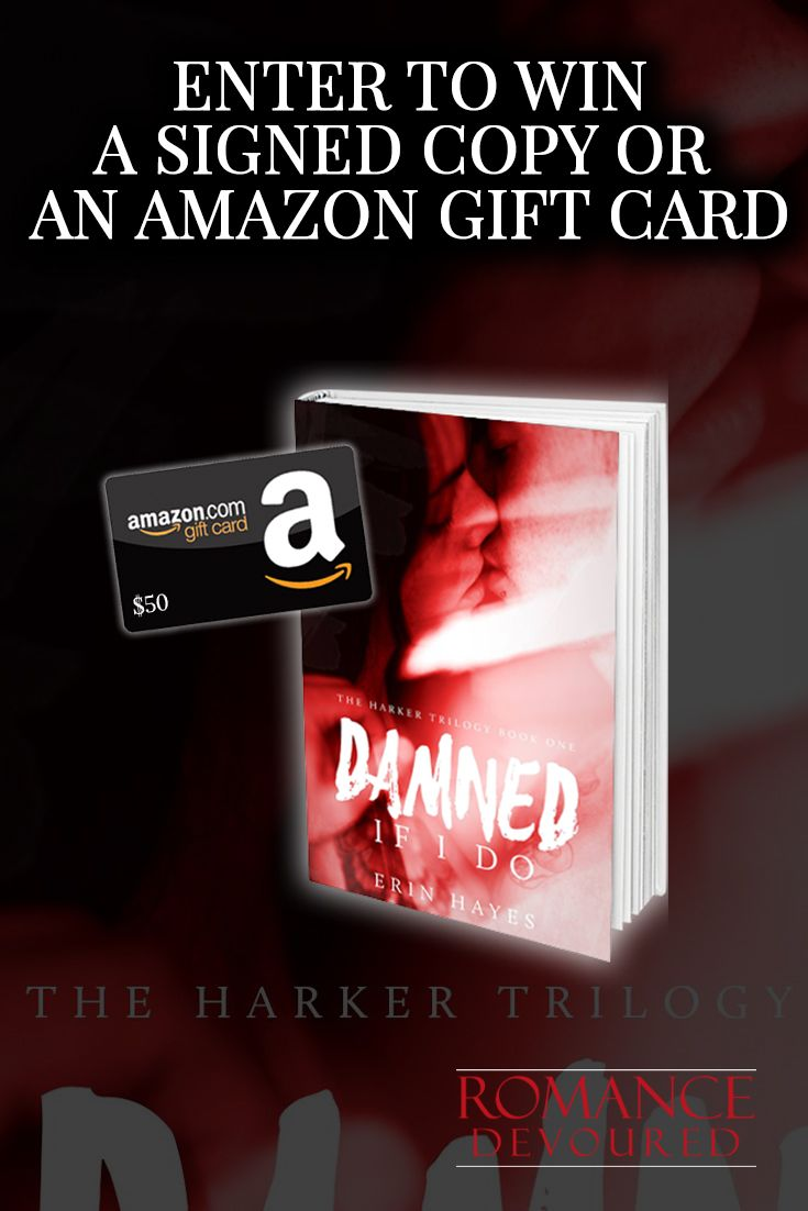 Win a $50 Amazon Gift Card or Signed Copies from Author Erin Hayes