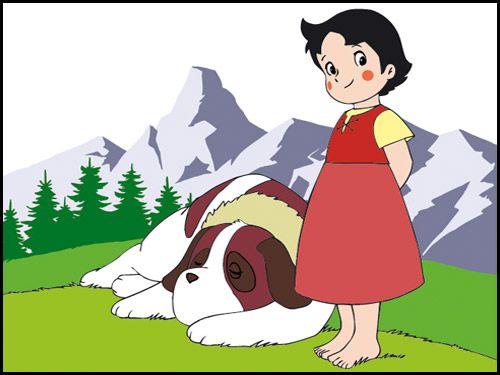 dibujos animados heidi - Buscar con Google