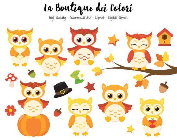 Pin By Bach Lia U Tra Nh On Trang Tri Lớp Học In 2021 Fall Owl Owl Clip Art Animal Clipart