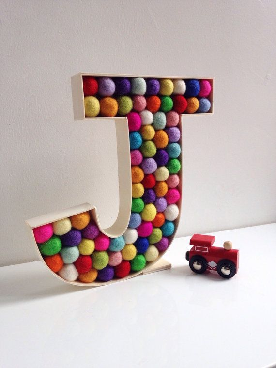 Decorative Letters For Walls 33 best nursery letters images on pinterest | nursery letters