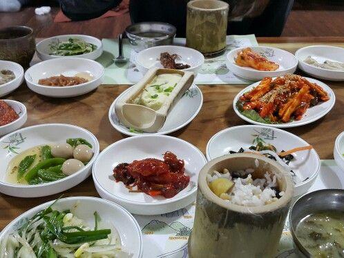 대통밥^^ 죽녹원