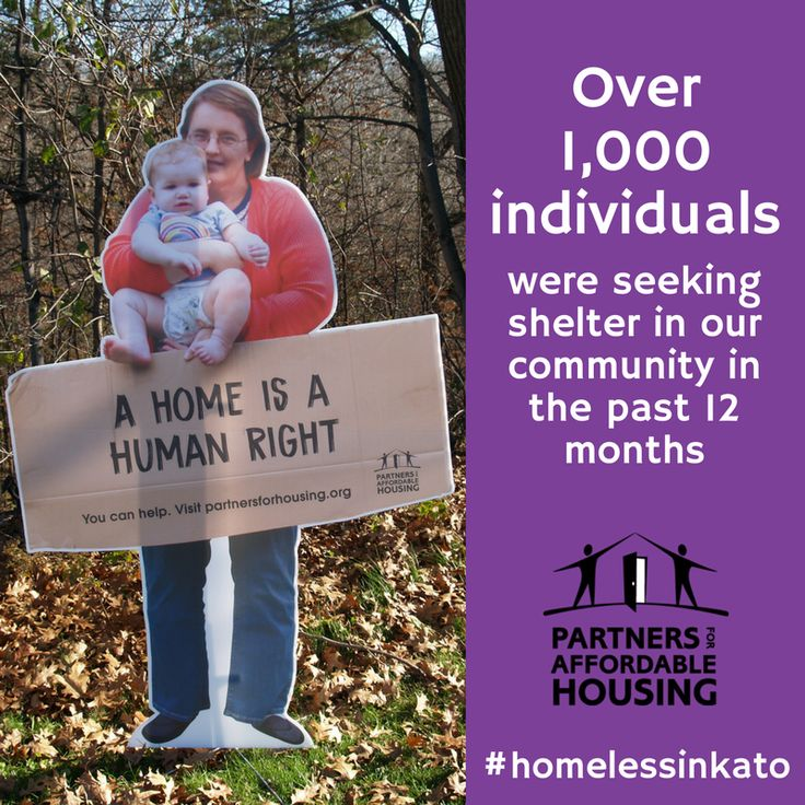 It's National Hunger & Homelessness Awareness Week. And homelessness is an issue here in our community - so much so that over 1,000 individuals sought out emergency shelter locally within the past 12 months. #NHHAW #homelessinkato #dontlookaway