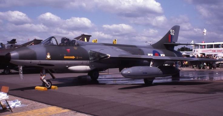 XF435:  Hawker Hunter FGA9 79 Squadron, RAF  Hunter Shots - Key Publishing Ltd Aviation Forums