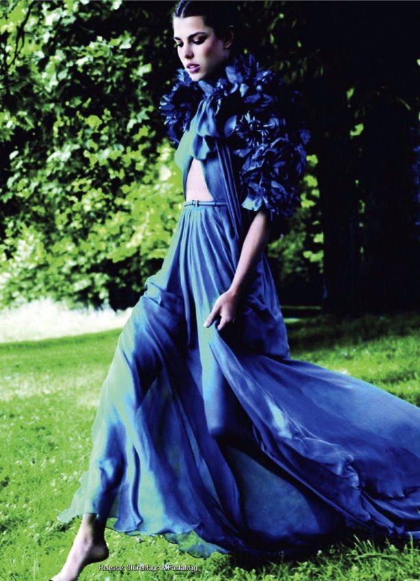Charlotte Casiraghi, Vogue Paris