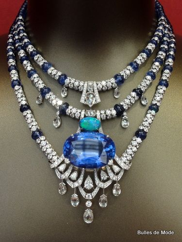 Cartier 2012 La XXVIème Biennale des Antiquaires  I am in love with this piece of art!! Beautiful!!