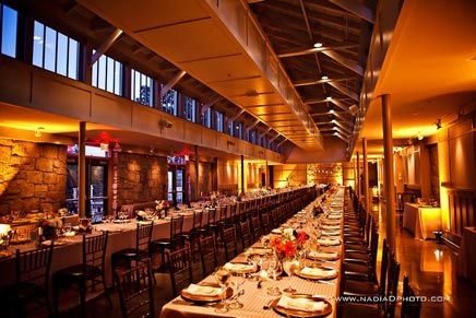 You could have your next event at Greystone in Piedmont Park. http://www.piedmontpark.org/facilities/facilities.html