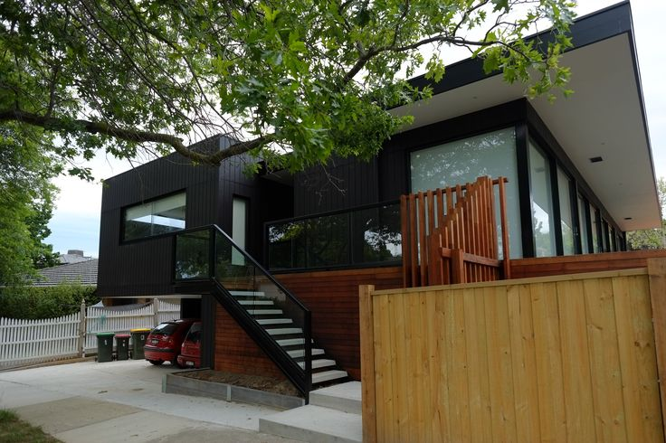 Modest House Box Hill South ITN Architects  Nigel Grigg