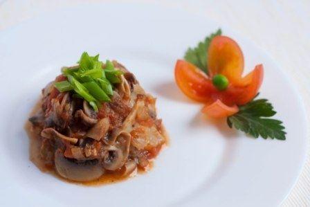 Очень вкусная и простая в приготовлении закуска! | vegelicacy.com - вегетарианские рецепты