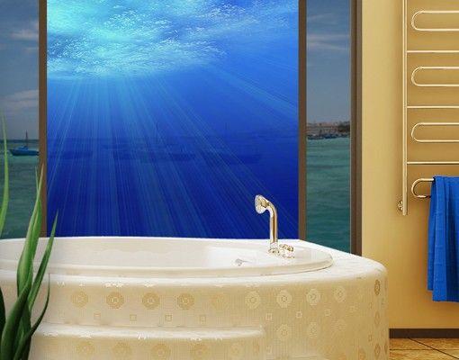 Fabulous Fensterfolie Sichtschutz Fenster Arctic Sun Fensterbilder
