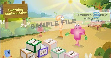 Interactive E learning Content Development