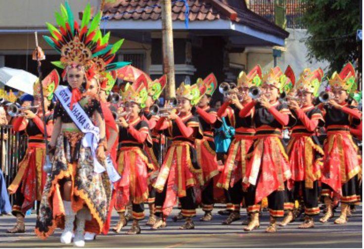 Intip Yuk! Serunya Budaya Wisata 'Cilegon Ethnic Carnival'