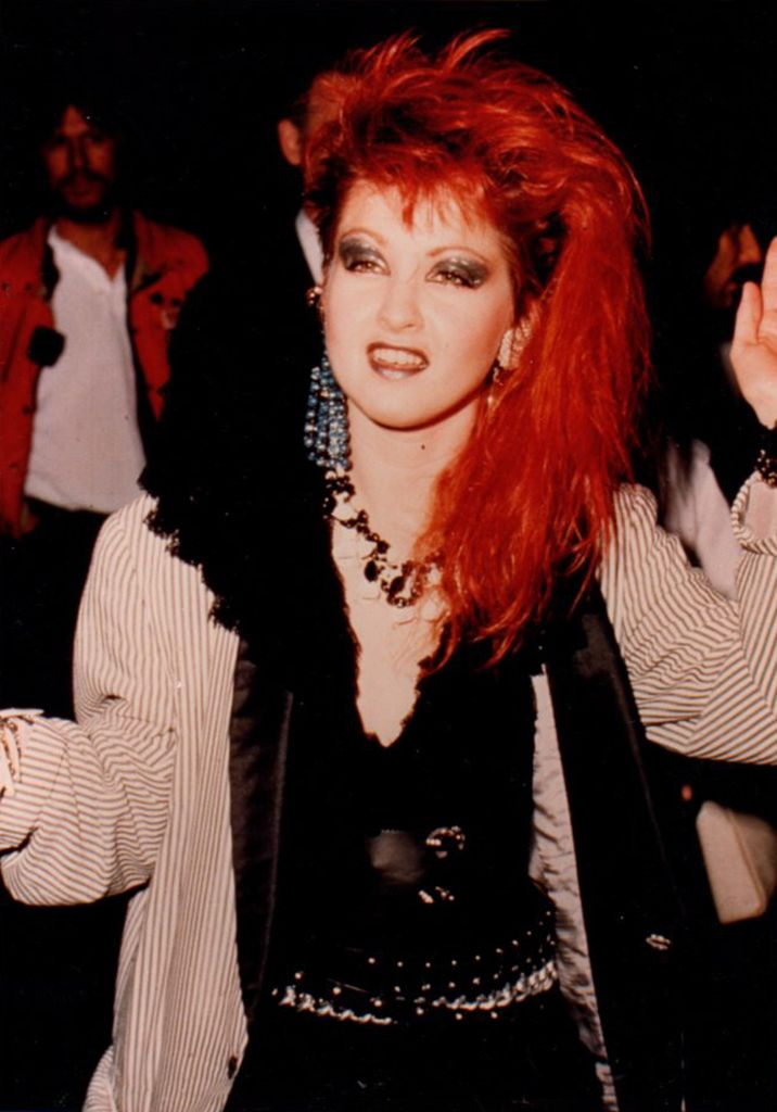 Cyndi Lauper Eighties Redux Pinterest Cyndi Lauper