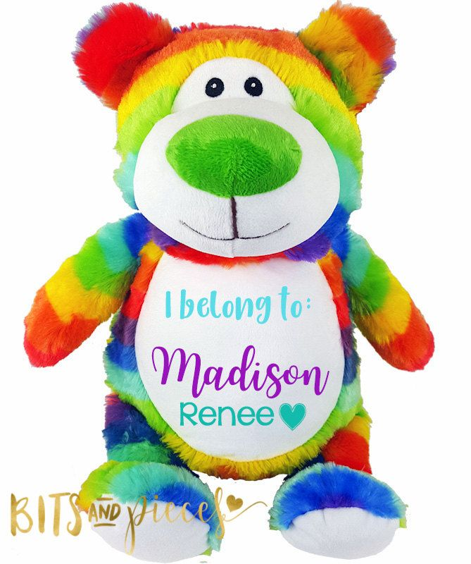 26 best personalized cubbies stuffed animal images on pinterest cubbies personalized stuffed animal i belong to personalized baby gift valentines day gift negle Gallery
