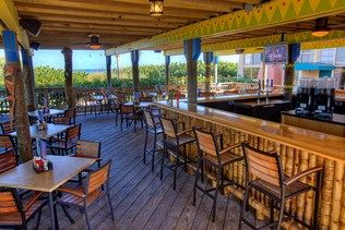 Mambos Beachside Bar & Grill At The International Palms Resort Cocoa Beach