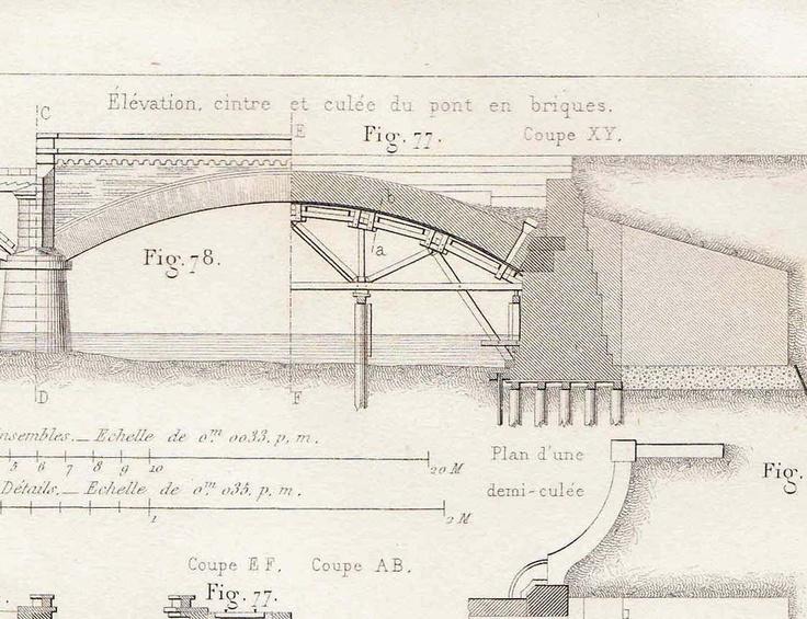 Architectural Drawings Of Bridges 34 best bridges images on pinterest | bridges, architecture and