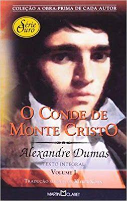 Paginas De Livros Para Ler Citações Do Livro O Conde De Monte