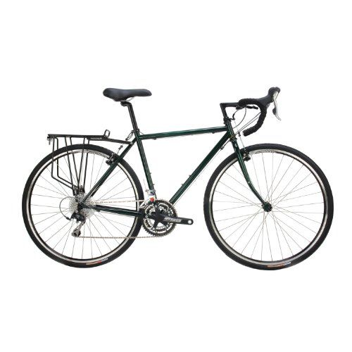 A detailed list (with photos and bike photos) of the world's best and most popular touring bicycles. Touring bikes made for long-distance cycle touring reviewed