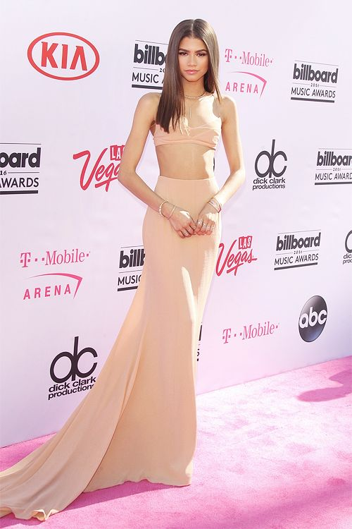 ZENDAYA at the Billboard Music Awards