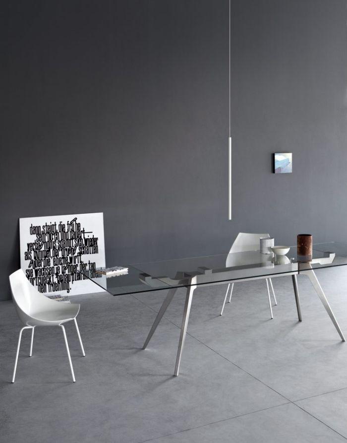 Oszczędność formy  #table #pianca #delta #modern #design #furniture #from #italy #internoitaliano
