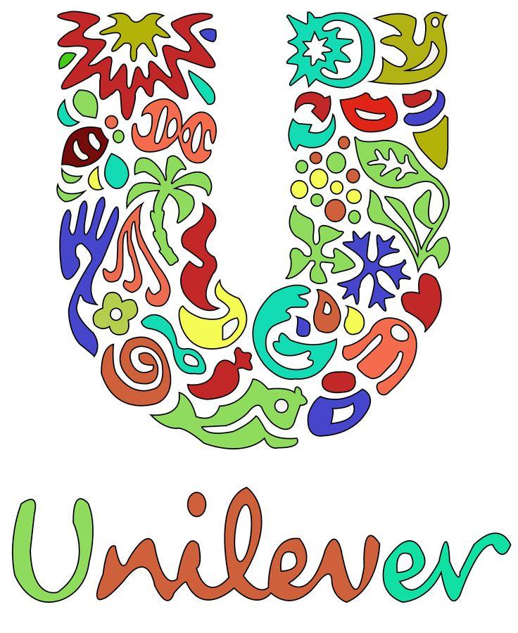 Made a Unilever logo in Illustrator