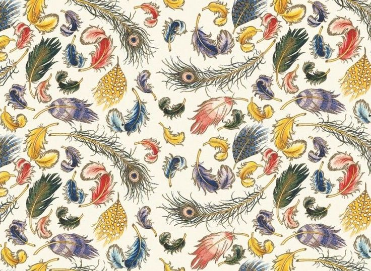 Rossi Feathers Wrapping Paper in Home, Furniture & DIY, Celebrations & Occasions, Gift Wrapping & Supplies | eBay