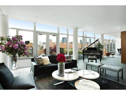 Penthouse in New York, West Chelsea