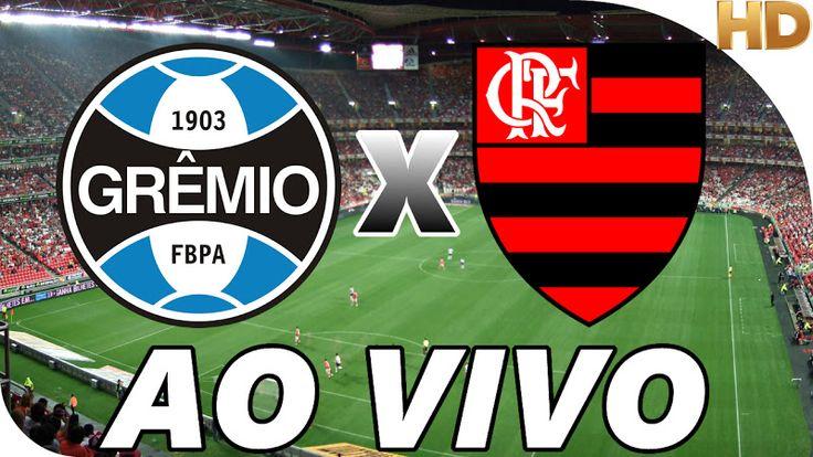 Grêmio x Flamengo Ao Vivo - Veja Ao Vivo o jogo de futebol entre Grêmio e Flamengo através de nosso site. Todos os grandes jogos...