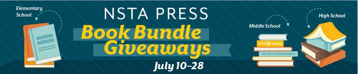 Enter to win a Book Bundle from #NSTAPress!