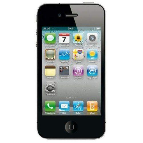 Apple iPhone 4S 16 Go Noir: L'iPhone déverrouillé est l'appareil idéal pour ceux qui ne souhaitent pas s'engager sur plusieurs années ou…