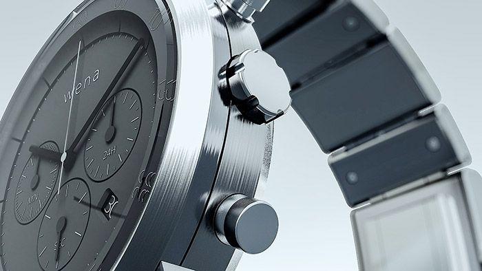 Wena vytvořila mechanické i chytré hodinky zároveň