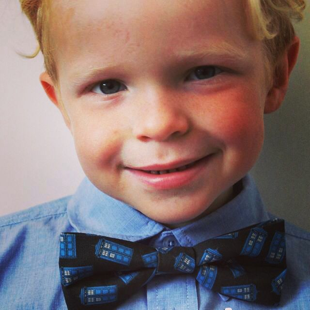 Bow ties are cool! Selection of Dr Who, Batman, checks and florals available.