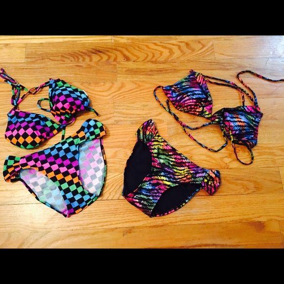 Bikini bundle ❤️ Awesome , multicolored bikini bundle ❤️ Sweet victorian  Swim Bikinis
