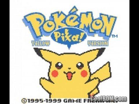 Live Stream Pokemon X Mythical Shaymin   Pokemon Yellow 3DS: Erika Gym B...