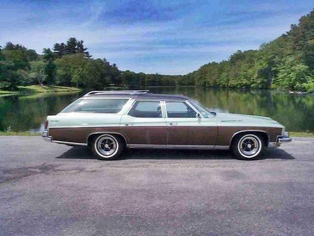 1973 Buick Estate Wagon 2020