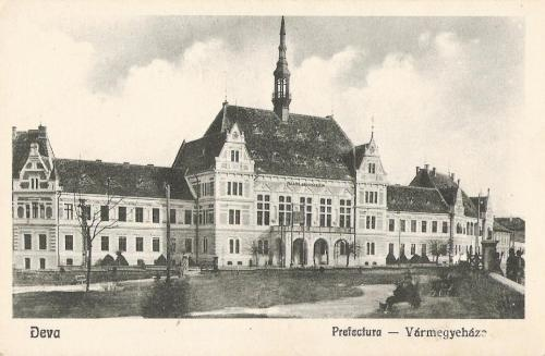 Deva - Prefectura - 1929