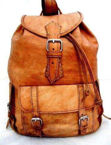 1251 best Leather Backpacks For Men images on Pinterest | Leather ...