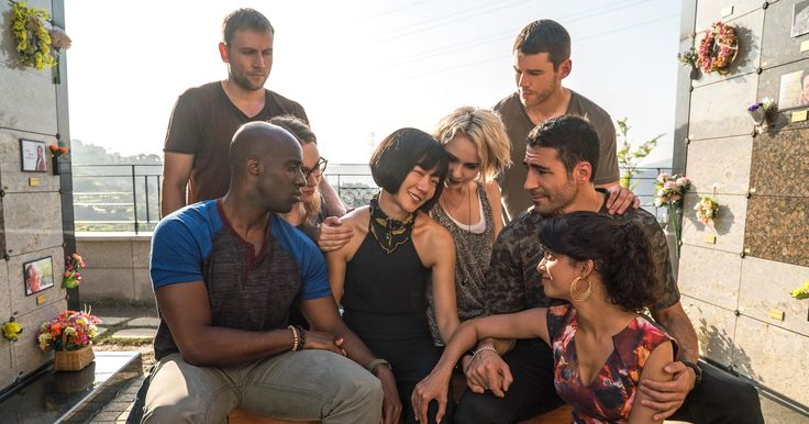 Sense8 season 2 interview with producer Grant Hill