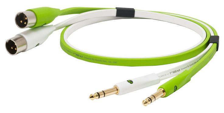 OYAIDE La série D+ de Oyaide vous propose un câble XLR M-Jack 2 mètres de class B pour une utilisation pro ou semi de votre Table de mixage ou carte son, platine CD... Indispensable pour une bonne qualité audio !