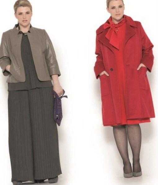 Итальянская мода для полных - http://polnaya-konfetka.ru/1206-italjanskaja-moda-dlja-polnyh.html  #мода2016 #полные #пышки #мода #одежда